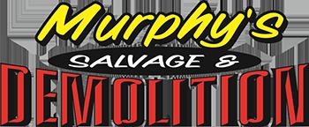 Murphy's Salvage & Demolition